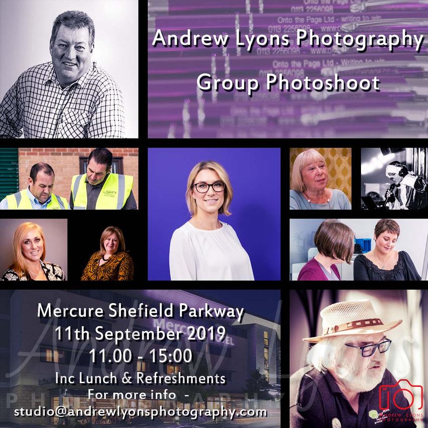 A number of business related photographs
